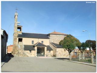 Iglesia de Celada de la Vega