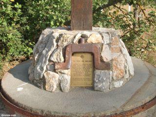 La Cruz del Molino, saliendo de Cistierna