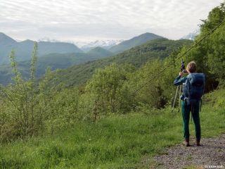 Vista desde el Col de Portet-d'Aspet