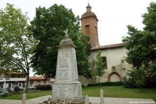 Iglesia de Sainte-Radegonde, Colomiers
