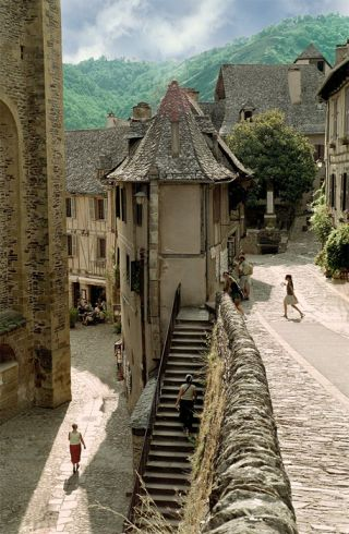 Conques (Foto de Howard Somerville)