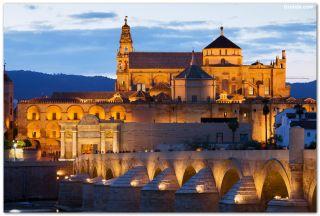 Puente romano y Mezquita-Catedral, Córdoba