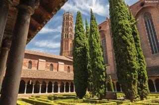 Convento des Jacobins, Toulouse