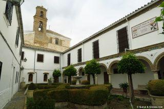 Convento Dominicas Madre de Dios, Baena