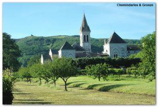 Abadía de Sainte Scholastiques, Dourgne