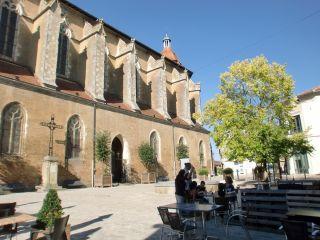 Catedral de Saint-Luperc, Eauze