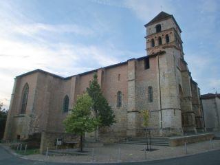 Iglesia de Sainte-Quitterie, Aire-sur-l'Adour