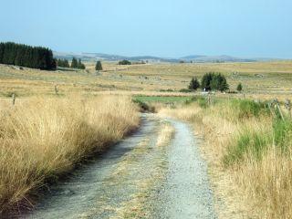 De camino a Nasbinals
