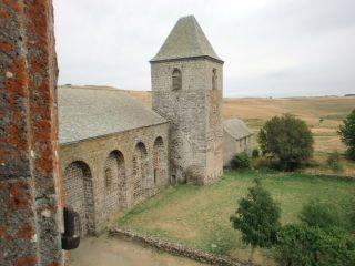 Iglesia de Notre-Dame-des-Pauvres, Aubrac