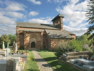 Iglesia de Perse, Espalion