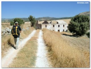 De camino a Ermita Nueva
