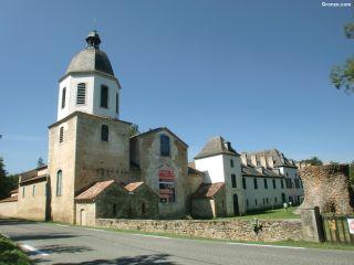 Abadía cisterciense de l'Escaladieu