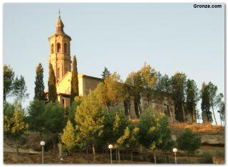 Ermita de Santa Aguedica, Escatrón