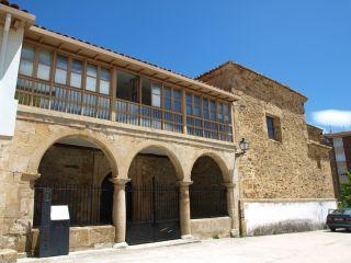 Casa señorial en Espinosa de los Monteros