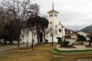 Santuario de la Fuensanta, Alcaudete