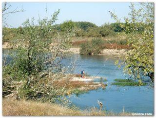 El Ebro por el GR 99, de camino a Fuentes de Ebro