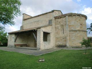 Iglesia de San Martín de Tours, Gazeo