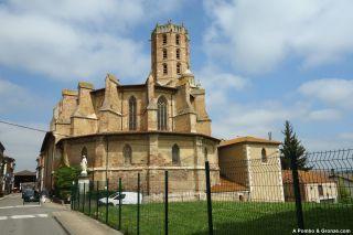 Iglesia de Nôtre-Dame, Gimont