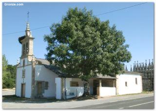 Iglesia de Santiago, Goiriz