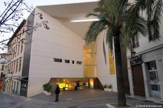 Centro cultural Federico García Lorca, Granada