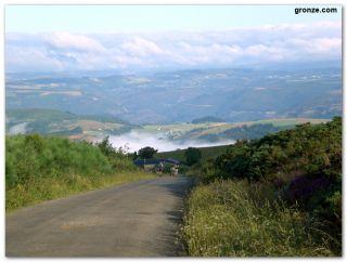 De camino a Grandas de Salime