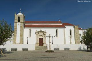 Iglesia de Azambuja