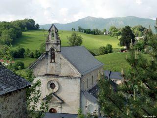 Iglesia de Castillon-en-Couserans
