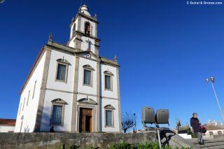Iglesia matriz de São João da Madeira