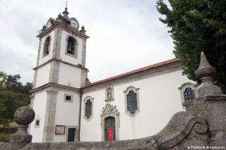 Igreja de Santiago, Magueijinha