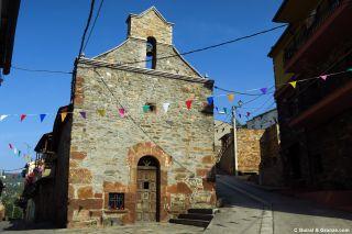 Iglesia de San Roque, Puente de Domingo Flórez