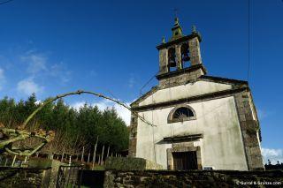 Iglesia de Santa María de Sendelle