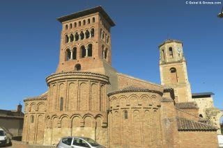 Iglesia románico-mudéjar de San Tirso, Sahagún