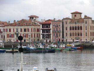 Vista de Saint-Jean-de-Luz