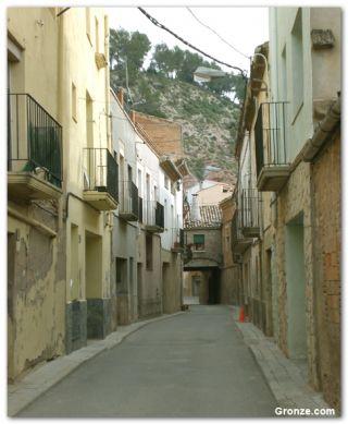 Calle Mayor de Jorba