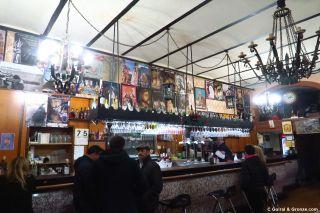 La Aurora, un bar con solera en el casco antiguo de Alcaudete