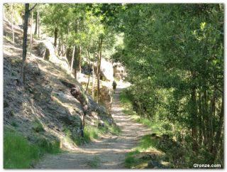Valle del río Labruja
