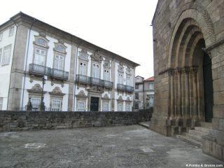 Iglesia de Sta. María de Almacave, Lamego