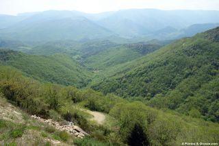 Montañas, del Col du Layrac a Mècle