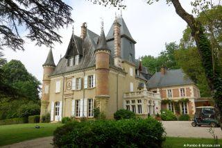 Château de Le Haget