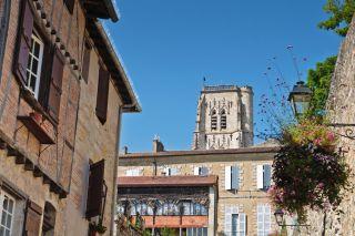 Torre de la catedral de Lectoure