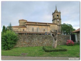 Iglesia de Santa María, Lezama