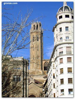 Torre de la Seu Vella, Lleida