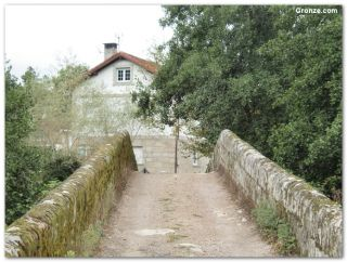 Puente de Mandrás (por Canedo)
