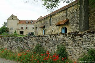 Mas de Palat, de camino a Limogne-en-Quercy