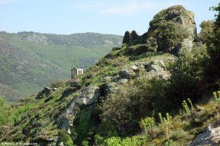 Ruinas de Neyran, de Mècle a Saint-Gervais-sur-Mare