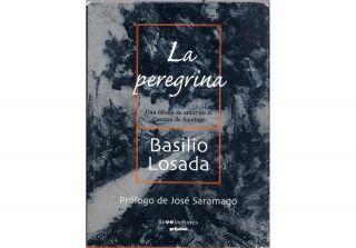Portada del libro La Peregrina (Grijalbo, 1999)