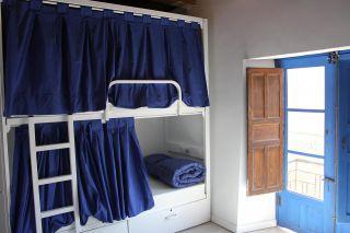 Dormitorio de la Casa de los Hidalgos