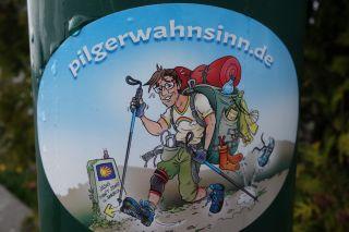 Imagen humorística de una agencia alemana