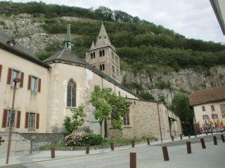 Abadía de Saint-Maurice