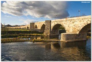 Puente de Hospital de Órbigo